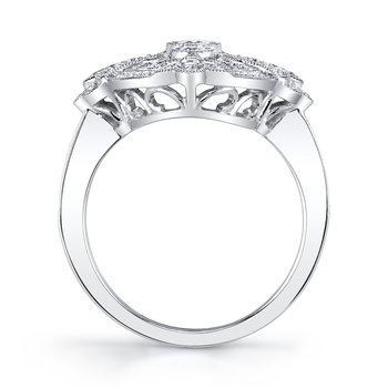 Diamond Engagement Ring 0.53 ctw
