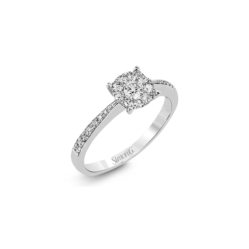 Simon G MR2680 ENGAGEMENT RING