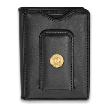 Gold-Plated Sterling Silver Boston Red Sox MLB Wallet