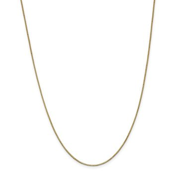 Leslie's 14K 1mm Box Chain