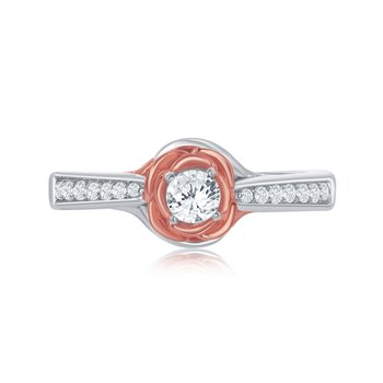 SHAKESPEARE ROSE RING