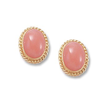 Coral Earrings 01-555