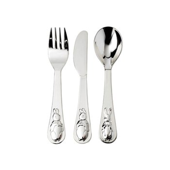 Fork, Knife & Spoon Set