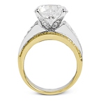 Simon G MR2686 ENGAGEMENT RING