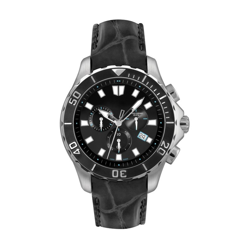 Morrison Signature Watches a9810ws-blk
