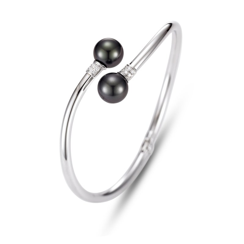 Mastoloni Pearls Stacking Pearl Cuff Bracelet