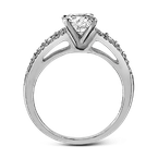 Zeghani ZR985 ENGAGEMENT RING