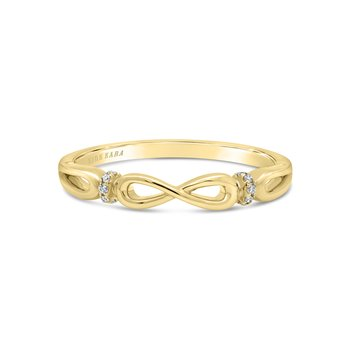 Kirk Kara 18K Yellow Gold Diamond Twist Band