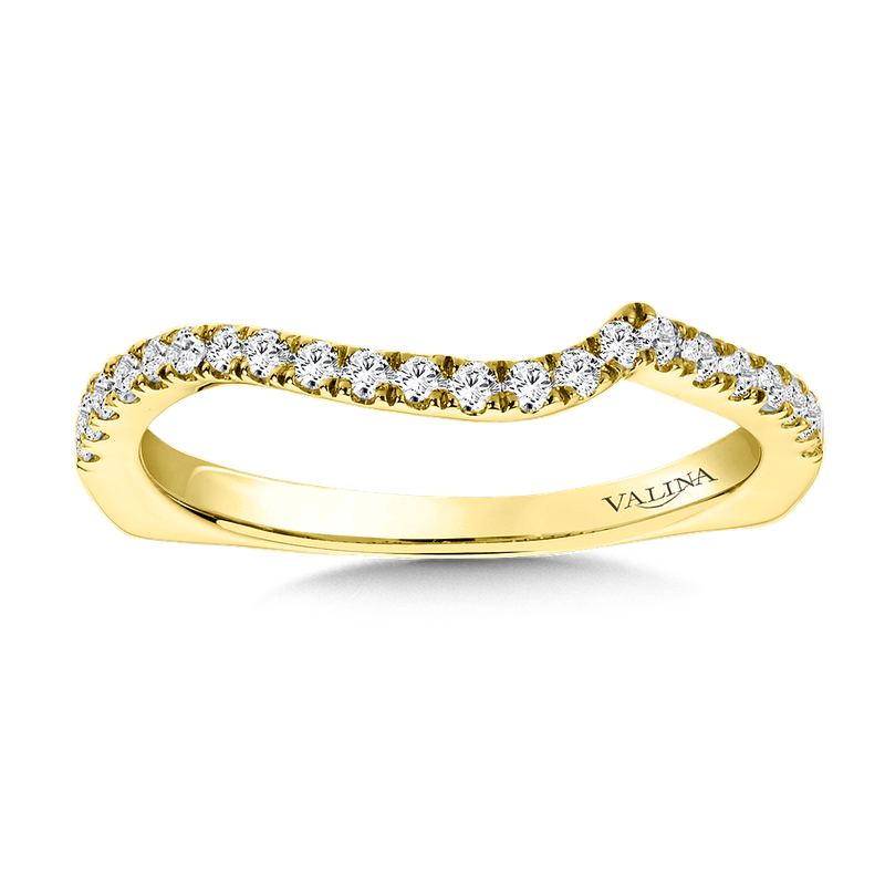 Valina Wedding Band (.23 ct. tw.)