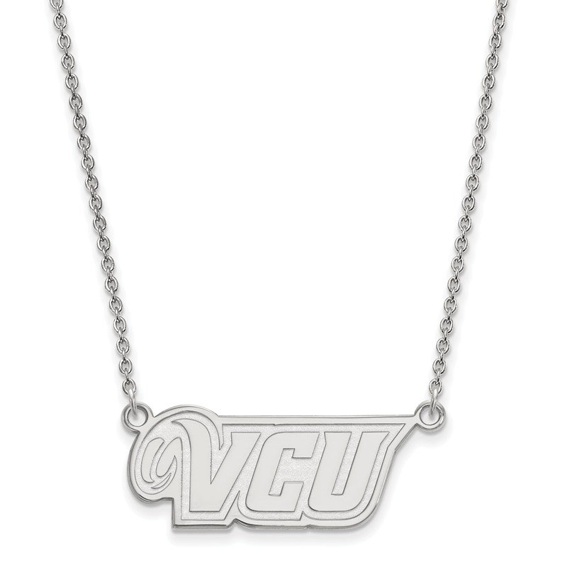 NCAA Gold Virginia Commonwealth University NCAA Necklace