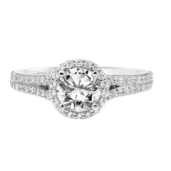ArtCarved Taylor Diamond Engagement Mounting
