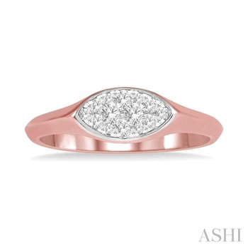 marquise shape lovebright essential diamond ring
