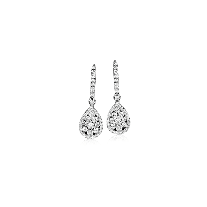 Simon G LP4227 EARRING