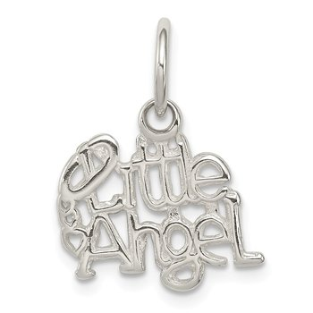 Sterling Silver Little Angel Charm