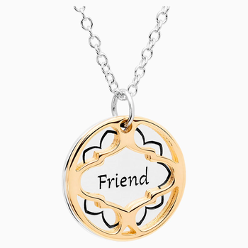 Treasure Necklace - Friend