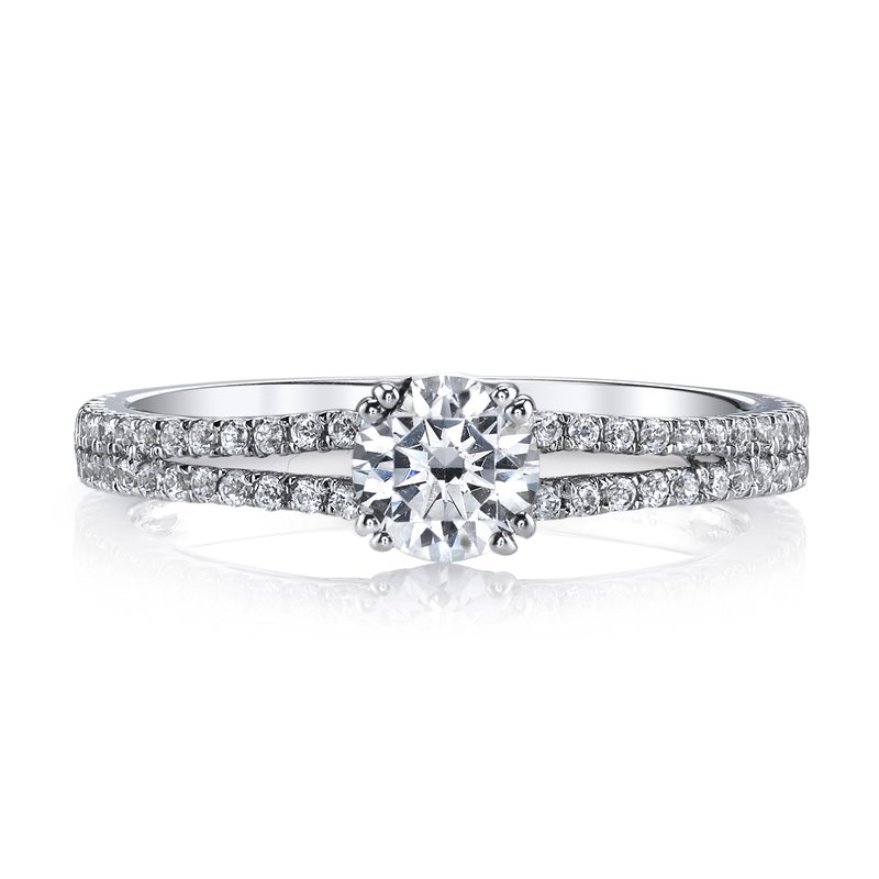 MARS Jewelry Diamond Engagement Ring 0.30 ct tw