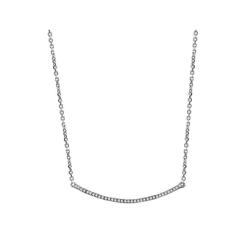 Tesoro Diamond Fashion Necklace