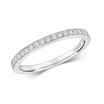 Diamond Eternity Grain Set