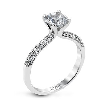 TR431-A ENGAGEMENT RING