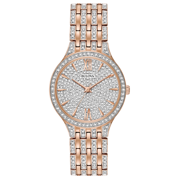 Bulova Classic Collection Ladies Watch