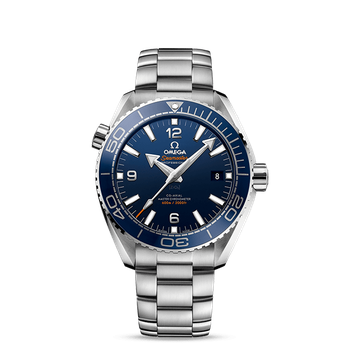 Seamaster Planet Ocean 600M Omega Co-Axial Master Chronometer 43.5 mm