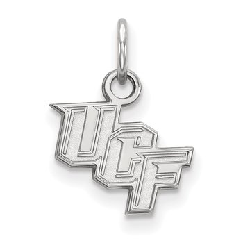 Gold University of Central Florida NCAA Pendant