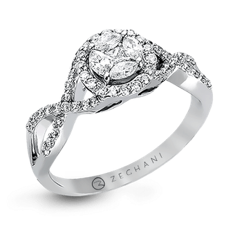 ZR802 ENGAGEMENT RING