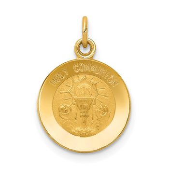 14k Holy Communion Charm