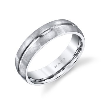 MARS G128 Men's Wedding Band