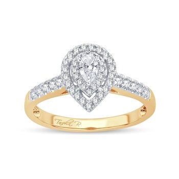 14K 0.51Ct Diam Ring