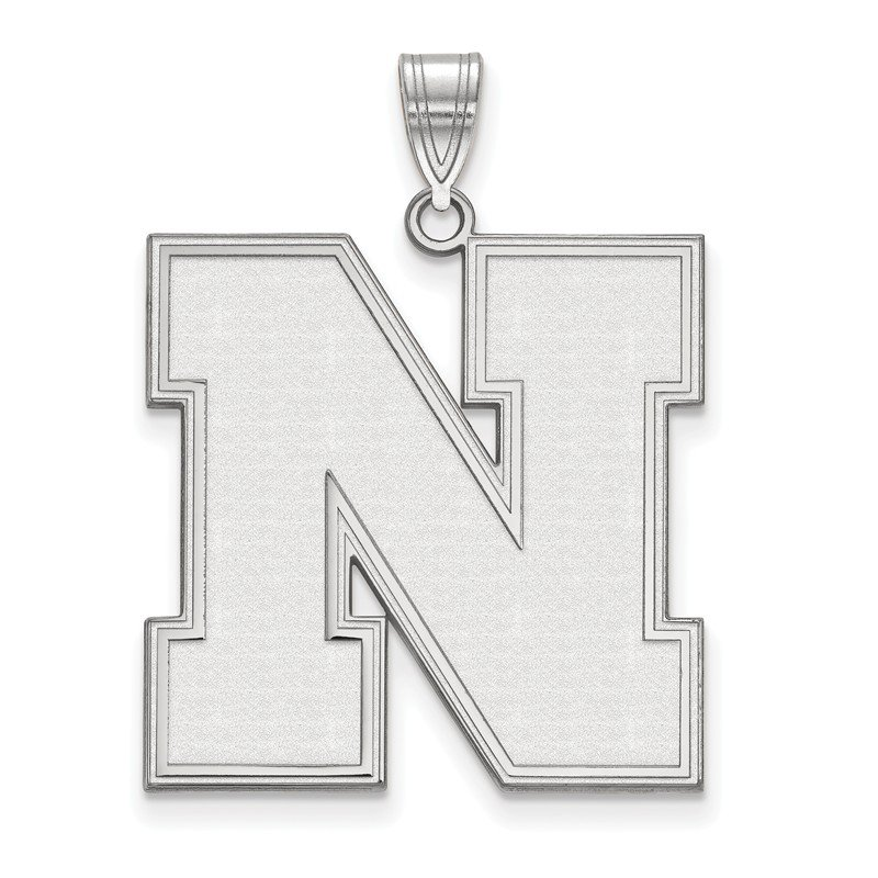 NCAA Gold University of Nebraska NCAA Pendant