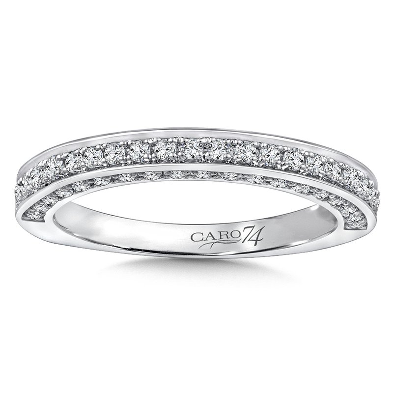 Caro74 Wedding Band (.56 ct. tw.)