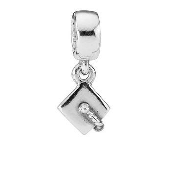 Graduation Hat Dangle Charm