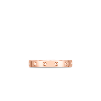 Pois Moi Band Ring &Ndash; 18K Rose Gold