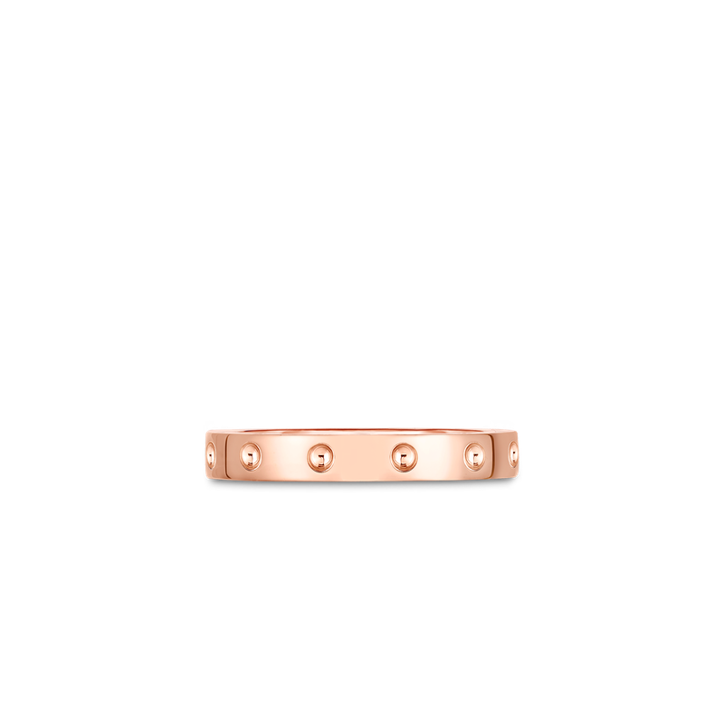 Roberto Coin Pois Moi Band Ring &Ndash; 18K Rose Gold