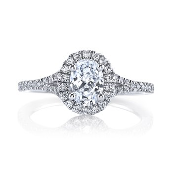 25464 Diamond Engagement Ring 0.34 ct tw