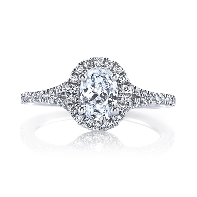 MARS Jewelry 25464 Diamond Engagement Ring 0.34 ct tw