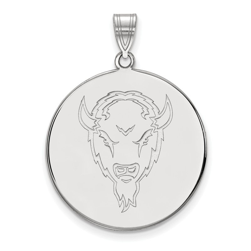 NCAA Sterling Silver Marshall University NCAA Pendant