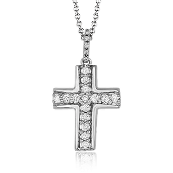 ZP801 CROSS PENDANT