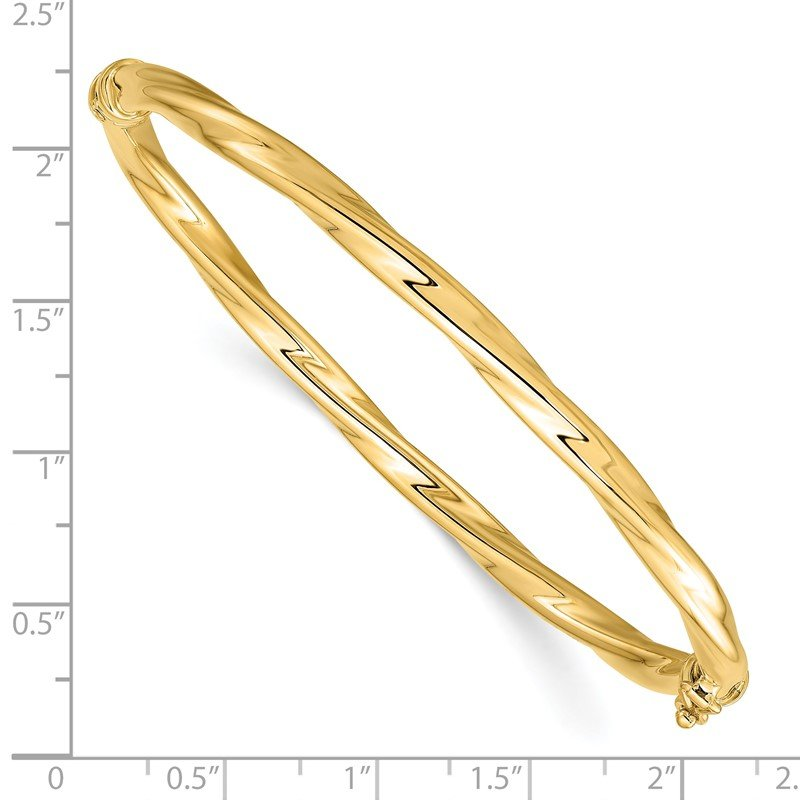 Leslie's Leslie's 10K Yellow Gold Bangle
