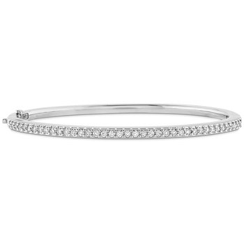 0.75 ctw. HOF Classic Prong Set Bangle - 170