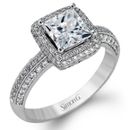 Simon G MR1513 ENGAGEMENT RING