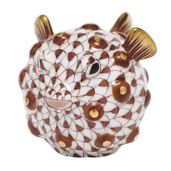 Puffer Fish - Chocolate