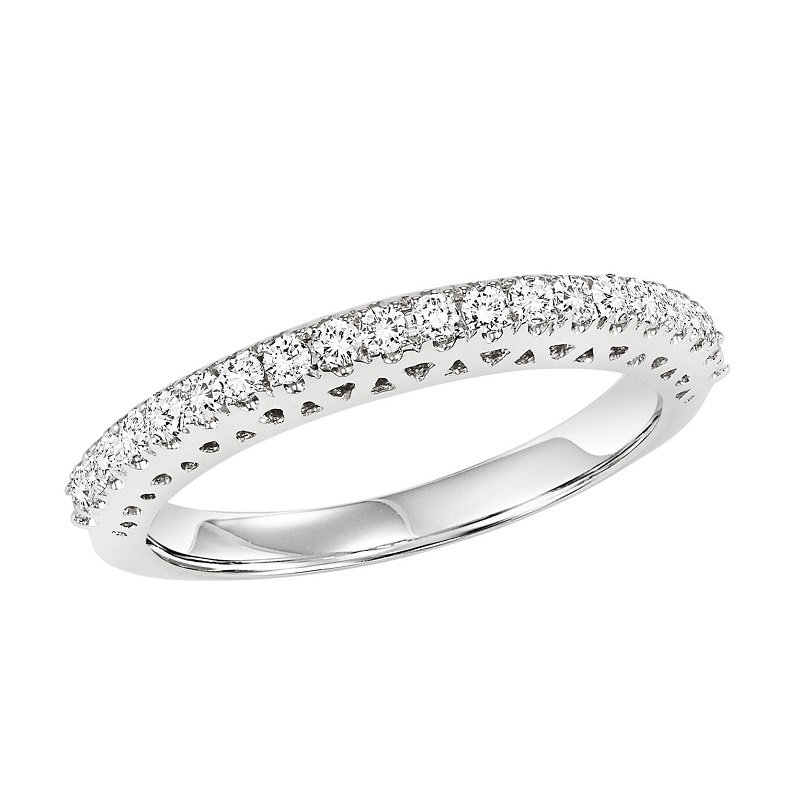 Bridal Bells 14K Diamond Matching Band 1/3 ctw