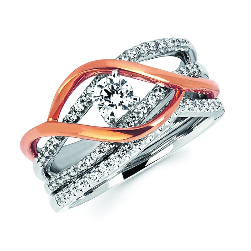 J.F. Kruse Signature Collection Ring RD V 0.20 RD P 0.33 STD