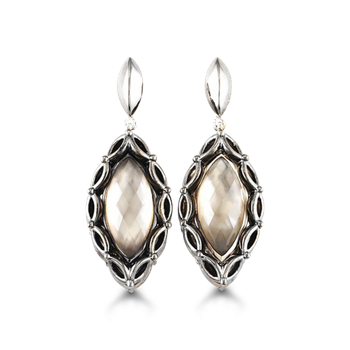 Paradise Marquise Drop Earrings