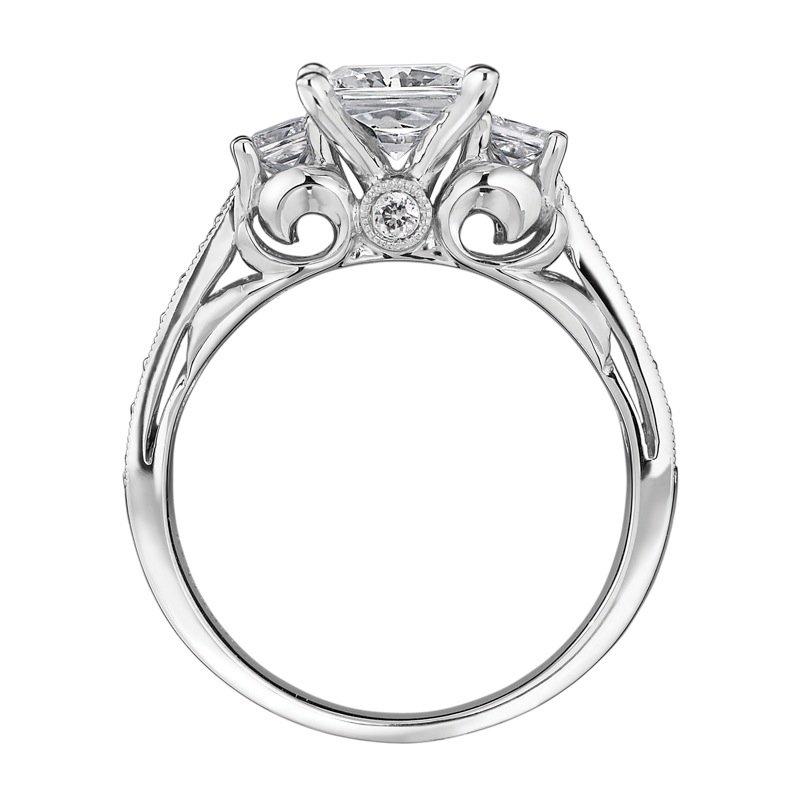 Scott Kay Engagement Rings: Family & Co. Jewelers: Scott Kay M1721R310