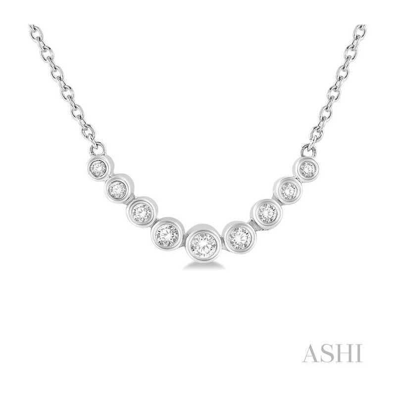 ASHI diamond necklace