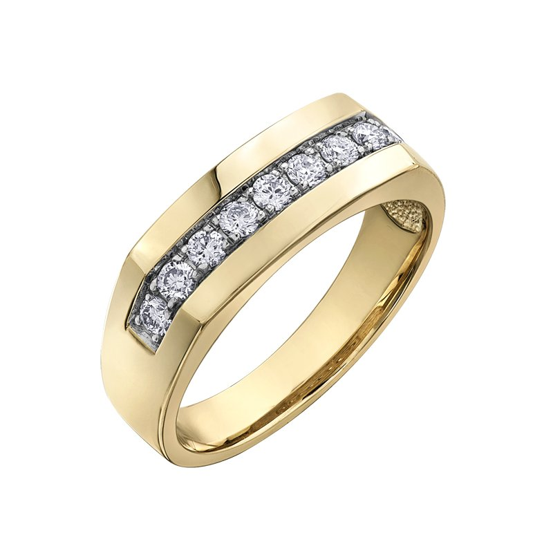 D of D Signature Diamond Gents Ring