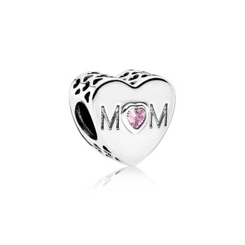 Mother Heart, Pink Cz